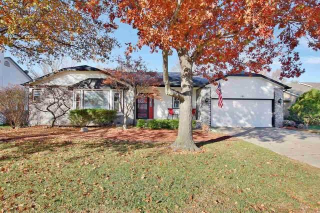 111 N Lioba Dr, Andover, KS 67002 (MLS #589317) :: Kirk Short's Wichita Home Team