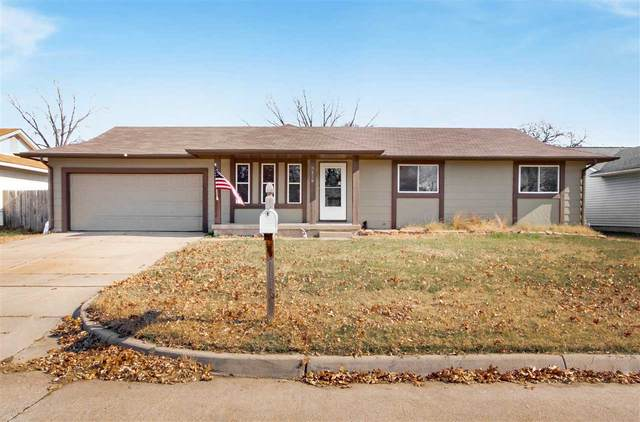 3118 S Custer Ave, Wichita, KS 67217 (MLS #589318) :: Pinnacle Realty Group