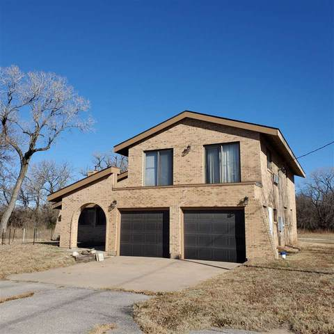 2602 Pennington Rd, Hutchinson, KS 67502 (MLS #589320) :: Pinnacle Realty Group