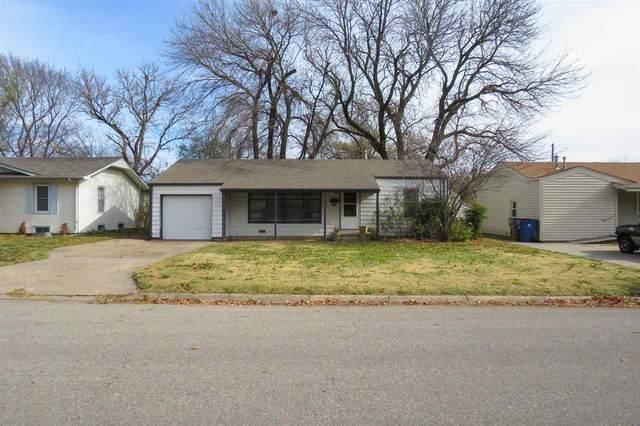 920 N Lakeview Dr, Derby, KS 67037 (MLS #589330) :: Pinnacle Realty Group
