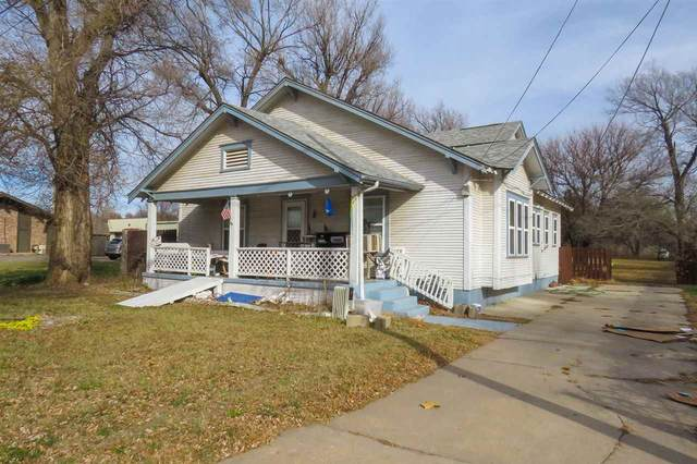 632 N Young St, Wichita, KS 67212 (MLS #589333) :: Preister and Partners | Keller Williams Hometown Partners