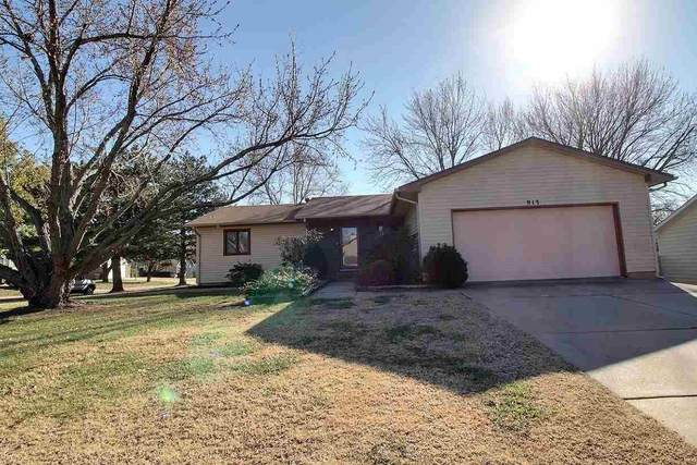 913 E Woodlawn Heights Rd, Derby, KS 67037 (MLS #589336) :: Kirk Short's Wichita Home Team