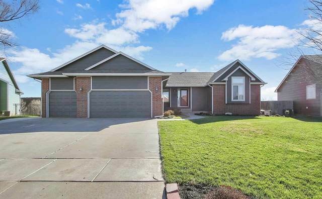 715 E Rolling View Drive, Park City, KS 67147 (MLS #589338) :: Pinnacle Realty Group