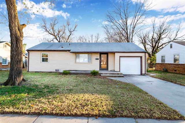 1519 E Luther, Wichita, KS 67216 (MLS #589346) :: Pinnacle Realty Group