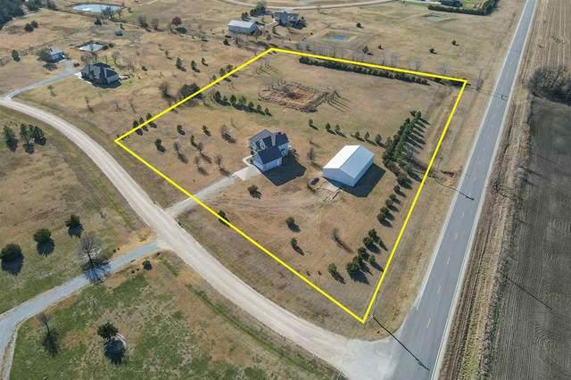 7201 S Fieldcrest St, Clearwater, KS 67026 (MLS #589356) :: Pinnacle Realty Group