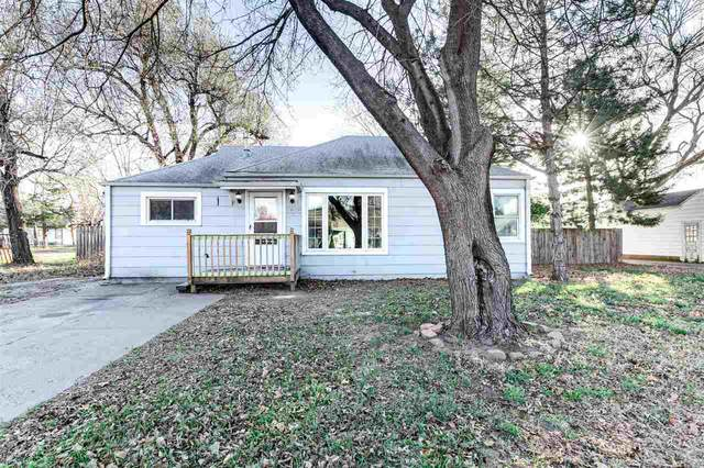 156 S Florence, Wichita, KS 67209 (MLS #589368) :: Preister and Partners | Keller Williams Hometown Partners