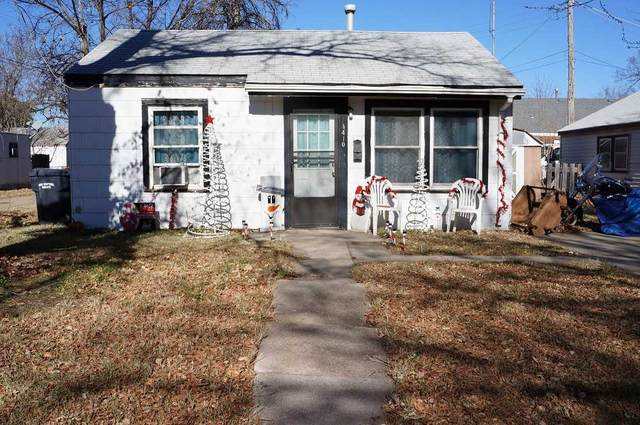 1410 W Figg St, Wichita, KS 67213 (MLS #589372) :: Jamey & Liz Blubaugh Realtors
