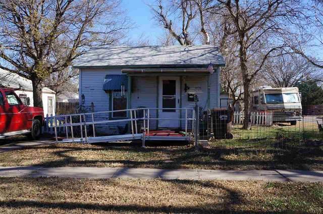 1436 S Elizabeth St, Wichita, KS 67213 (MLS #589373) :: Jamey & Liz Blubaugh Realtors