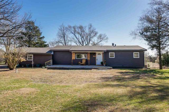 15798 SW Prairie Creek Rd, Rose Hill, KS 67133 (MLS #589375) :: Preister and Partners | Keller Williams Hometown Partners