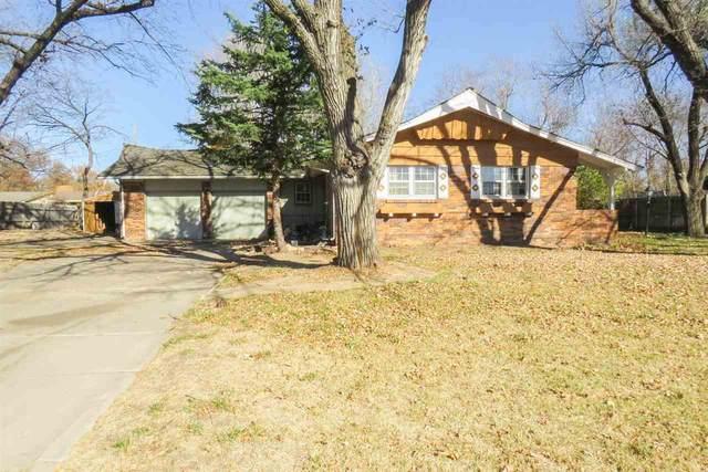1514 N Sabin St, Wichita, KS 67212 (MLS #589379) :: Preister and Partners | Keller Williams Hometown Partners