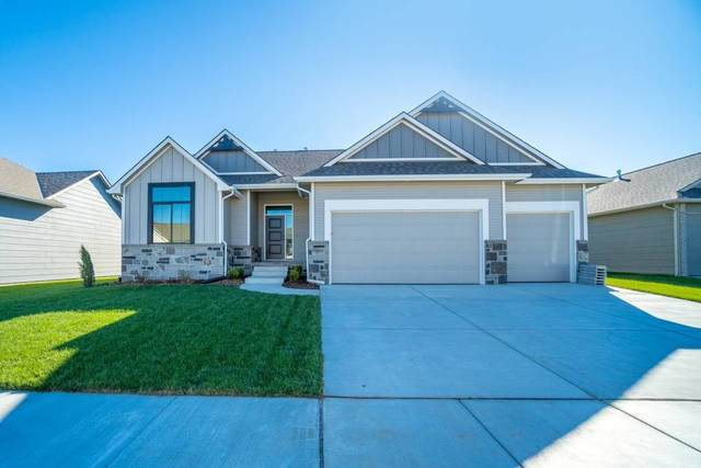 1089 S Arbor Creek Ct, Goddard, KS 67052 (MLS #589385) :: Graham Realtors
