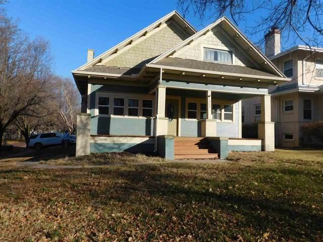 3900 E Douglas, Wichita, KS 67208 (MLS #589390) :: Kirk Short's Wichita Home Team
