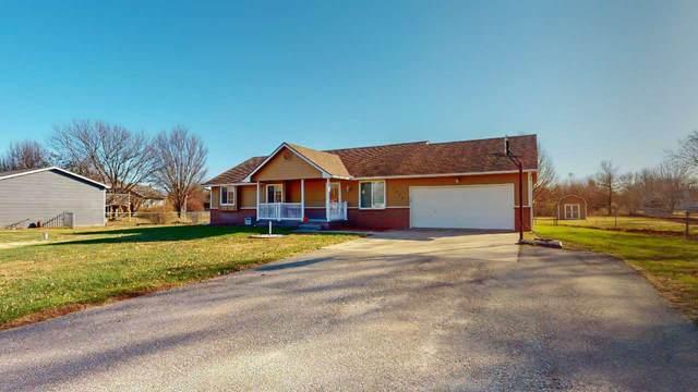 1329 E 82nd St S, Haysville, KS 67060 (MLS #589392) :: Jamey & Liz Blubaugh Realtors