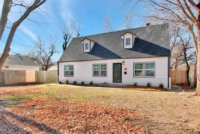 917 N Holyoke Ave, Wichita, KS 67208 (MLS #589394) :: Kirk Short's Wichita Home Team