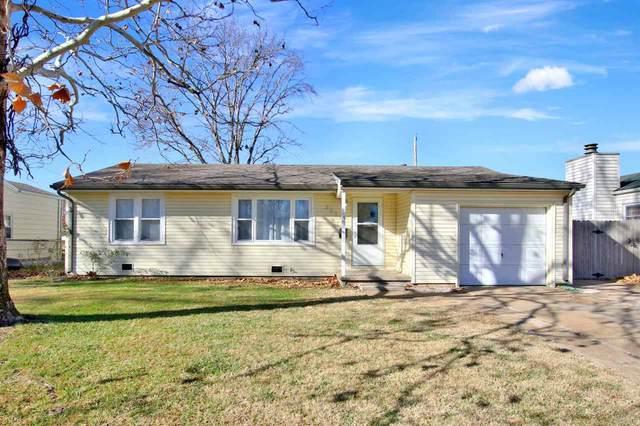 3415 S Vine, Wichita, KS 67217 (MLS #589395) :: Preister and Partners | Keller Williams Hometown Partners