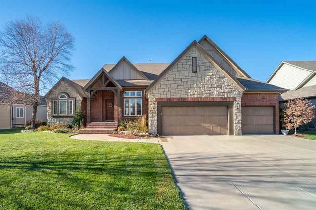1684 S Logan Pass, Andover, KS 67002 (MLS #589397) :: Kirk Short's Wichita Home Team