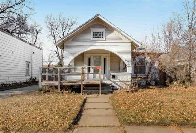 1139 S Pattie St, Wichita, KS 67211 (MLS #589404) :: On The Move