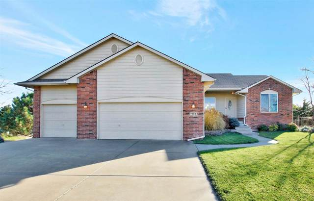 7909 W Lang Cir, Wichita, KS 67205 (MLS #589405) :: Kirk Short's Wichita Home Team