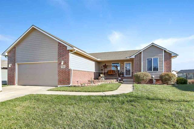 13906 W Westport Ct, Wichita, KS 67235 (MLS #589407) :: Preister and Partners | Keller Williams Hometown Partners
