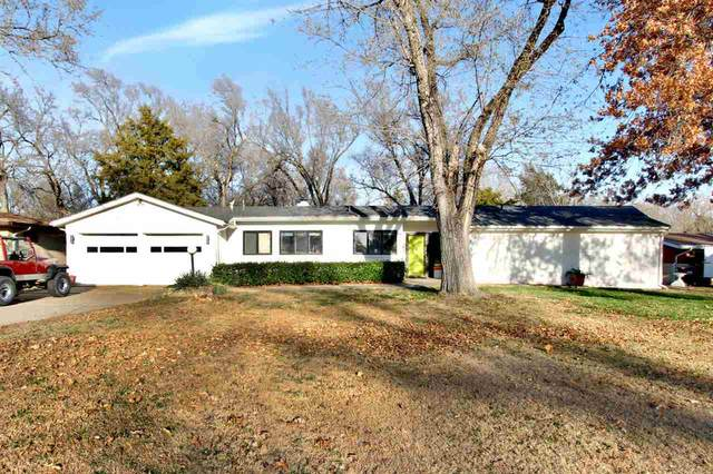 410 S Wetmore St, Wichita, KS 67209 (MLS #589417) :: Preister and Partners | Keller Williams Hometown Partners
