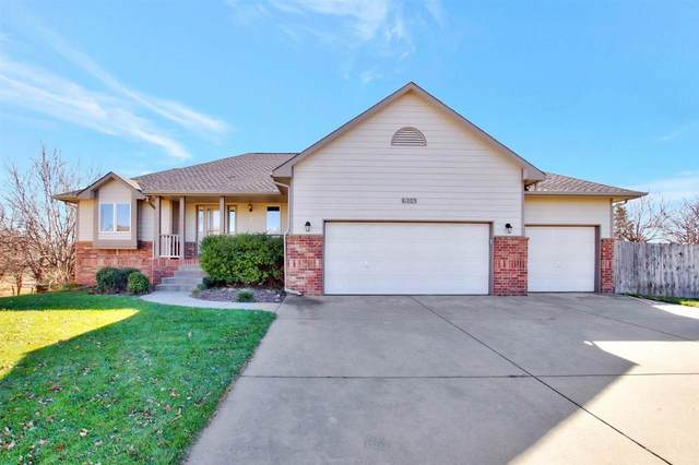 814 N Candia Ct., Rose Hill, KS 67133 (MLS #589422) :: Pinnacle Realty Group