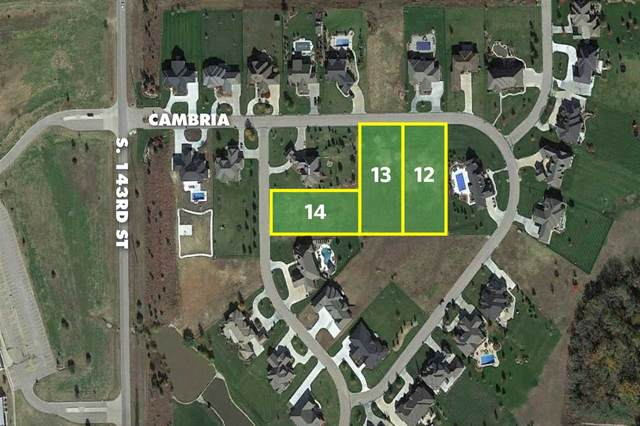 West 0.73 +/- Acres in Cambria Addition, Wichita, KS 67230 (MLS #589428) :: Jamey & Liz Blubaugh Realtors