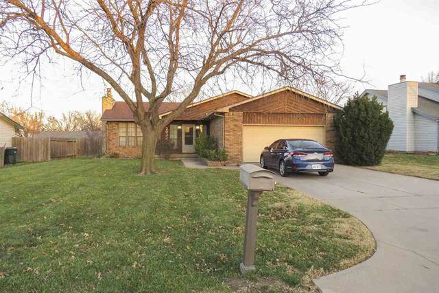 2032 S Rosalie St, Wichita, KS 67207 (MLS #589429) :: Jamey & Liz Blubaugh Realtors