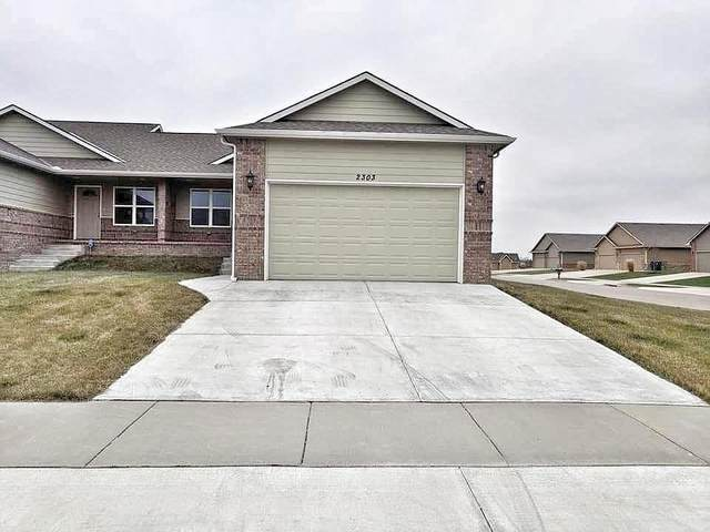 2303 E Quivira St, Kechi, KS 67067 (MLS #589437) :: Kirk Short's Wichita Home Team