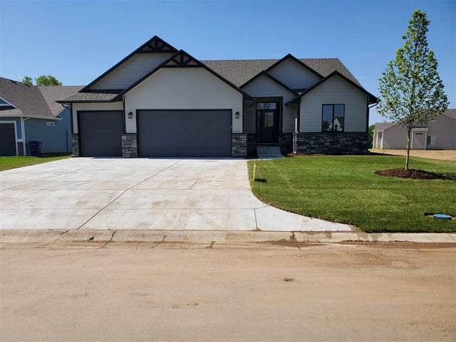3432 S Lori Ct, Wichita, KS 67210 (MLS #589439) :: Jamey & Liz Blubaugh Realtors
