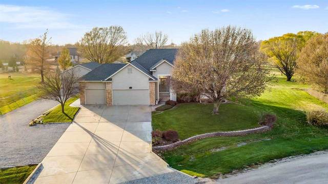 8427 S Minnesota Cir, Haysville, KS 67060 (MLS #589445) :: Kirk Short's Wichita Home Team