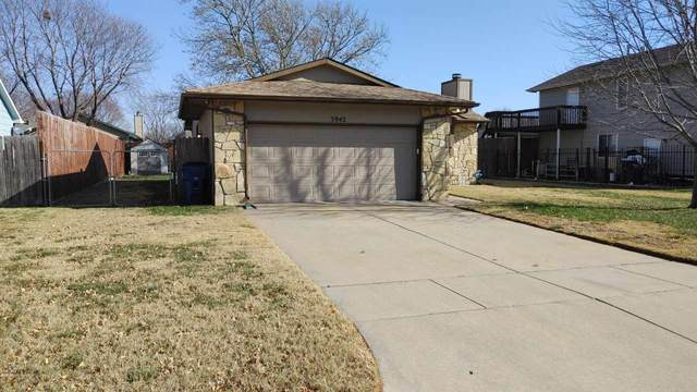 3942 N Litchfield, Wichita, KS 67204 (MLS #589456) :: Pinnacle Realty Group