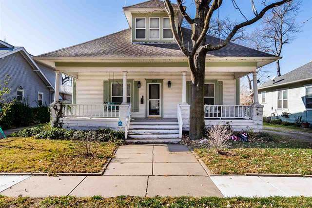 1115 N Pearce St, Wichita, KS 67203 (MLS #589459) :: Preister and Partners | Keller Williams Hometown Partners