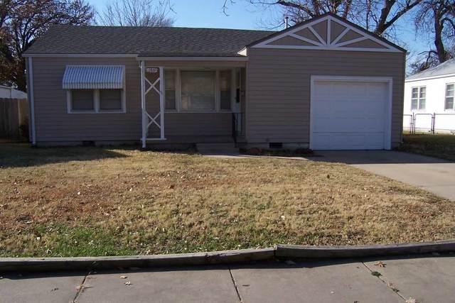 1919 S Volutsia, Wichita, KS 67211 (MLS #589467) :: Jamey & Liz Blubaugh Realtors