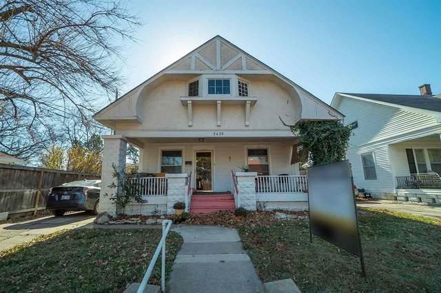 3435 E Oakland St, Wichita, KS 67218 (MLS #589484) :: Kirk Short's Wichita Home Team