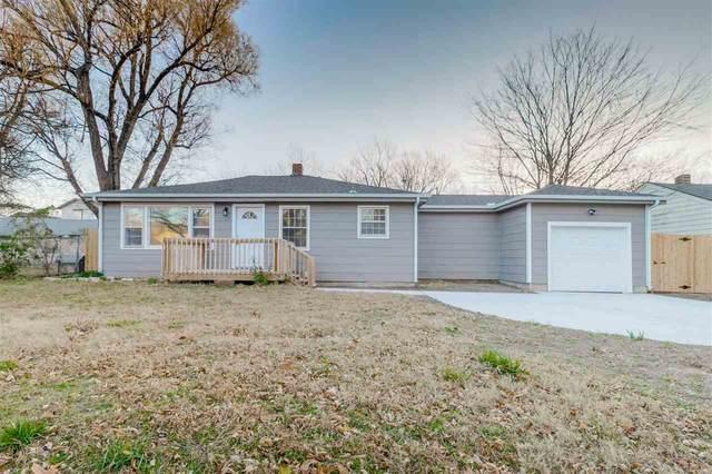 344 N Gordon, Wichita, KS 67203 (MLS #589492) :: Kirk Short's Wichita Home Team