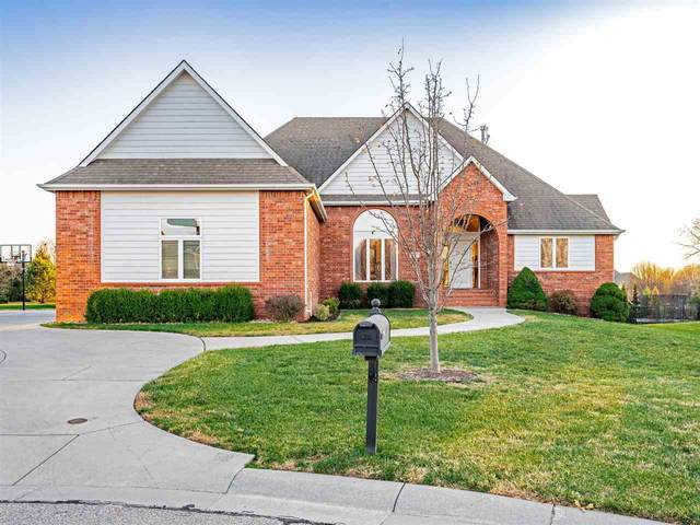 322 N Gateway Ct, Wichita, KS 67230 (MLS #589494) :: Jamey & Liz Blubaugh Realtors