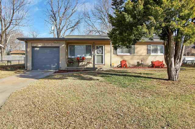 4520 S Charles Ave, Wichita, KS 67217 (MLS #589495) :: Pinnacle Realty Group