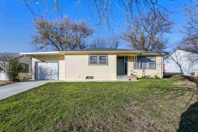 1820 N Webb Ave, El Dorado, KS 67042 (MLS #589500) :: Preister and Partners | Keller Williams Hometown Partners