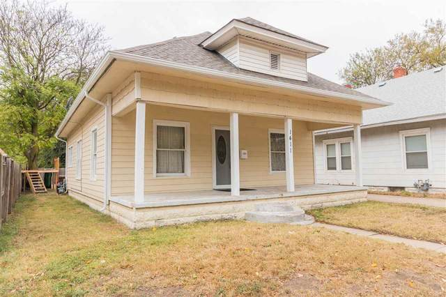 1411 N Otis Ave, Wichita, KS 67214 (MLS #589512) :: Jamey & Liz Blubaugh Realtors