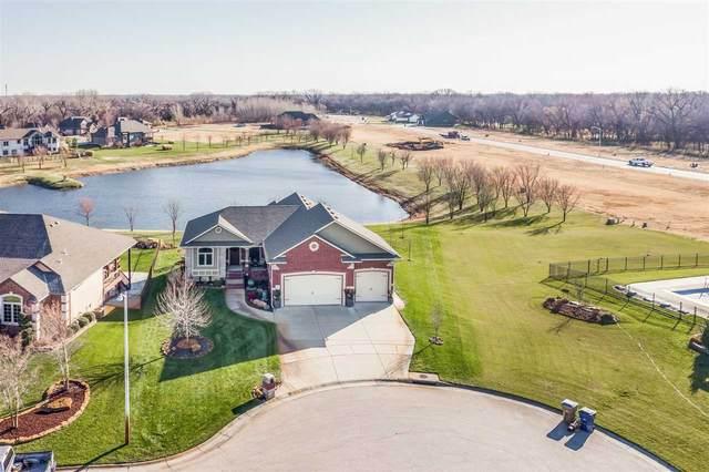 166 E Timber Creek Ct, Haysville, KS 67060 (MLS #589514) :: Kirk Short's Wichita Home Team