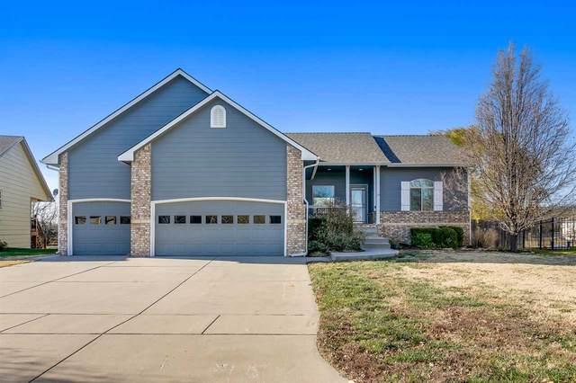 1532 W Haney South Ct, Andover, KS 67002 (MLS #589520) :: Kirk Short's Wichita Home Team