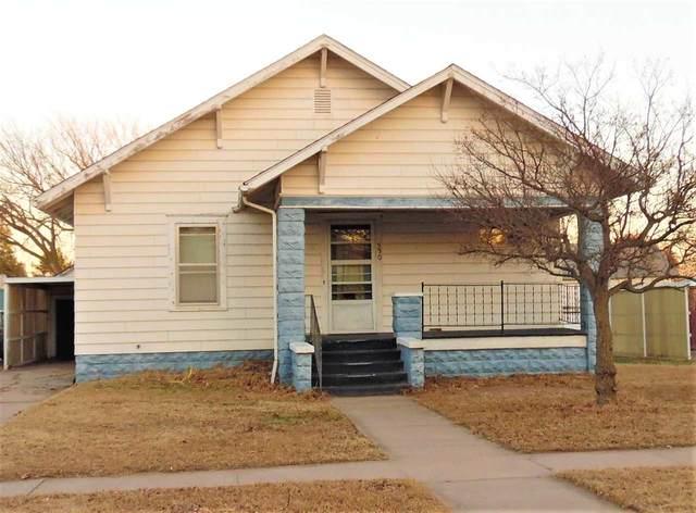 330 N Douglas St, Kingman, KS 67068 (MLS #589523) :: Pinnacle Realty Group