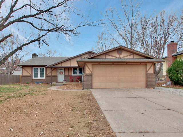 1508 N Baltimore Ave, Derby, KS 67037 (MLS #589532) :: On The Move