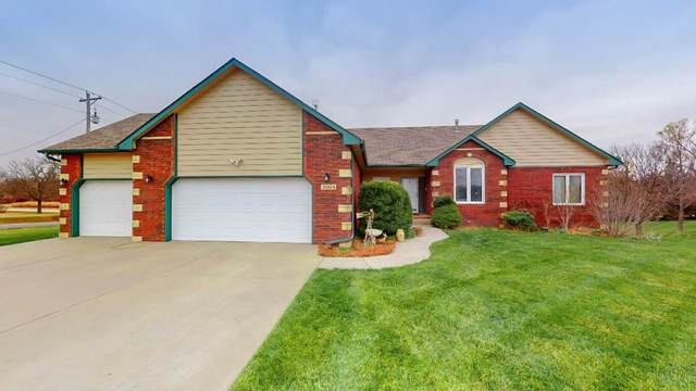 3005 N 124th St W, Wichita, KS 67223 (MLS #589534) :: Jamey & Liz Blubaugh Realtors
