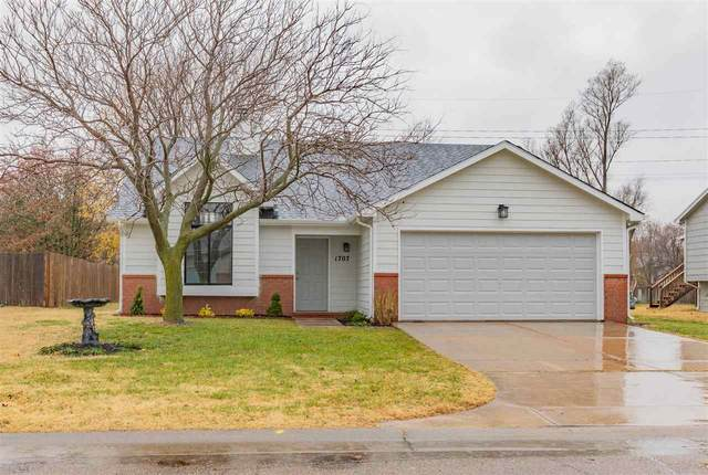 1707 S Brandon, Wichita, KS 67207 (MLS #589544) :: Pinnacle Realty Group