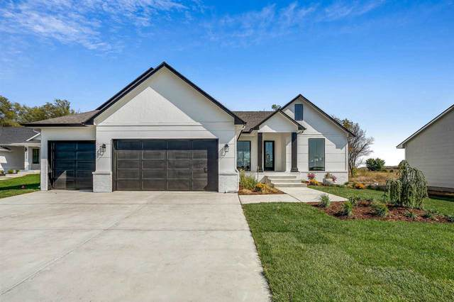 4504 N Sunny Cir, Wichita, KS 67205 (MLS #589552) :: Jamey & Liz Blubaugh Realtors