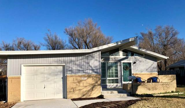 3110 S Saint Clair Ave, Wichita, KS 67217 (MLS #589558) :: Pinnacle Realty Group