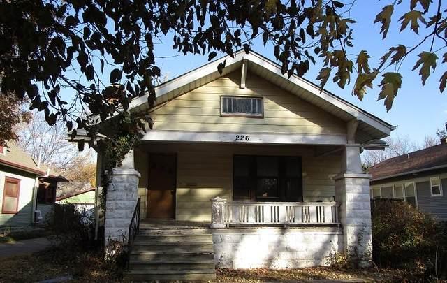 226 S Volutsia, Wichita, KS 67211 (MLS #589560) :: Kirk Short's Wichita Home Team