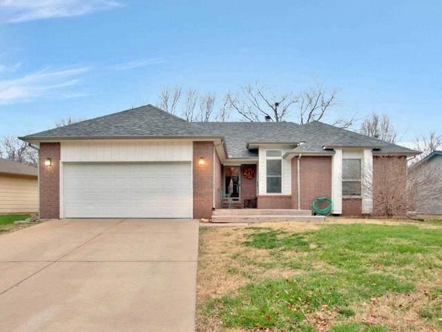 339 N Lakeside Dr, Andover, KS 67002 (MLS #589564) :: Kirk Short's Wichita Home Team