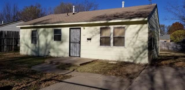 3412 E Locust St, Wichita, KS 67216 (MLS #589568) :: Pinnacle Realty Group